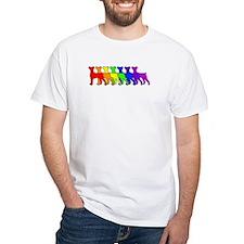 Rainbow German Pinscher Shirt