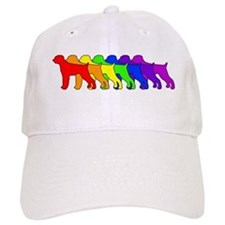 Rainbow GWP Baseball Cap