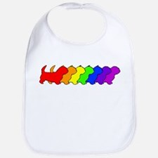 Rainbow Glen Bib