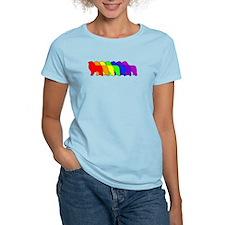 Rainbow Pyrenees T-Shirt