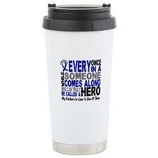 HERO Comes Along 1 Father-In-Law CC Travel Mug