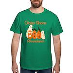 Gaelic Halloween Boo! Dark T-Shirt