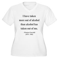 Winston Churchill 14 T-Shirt