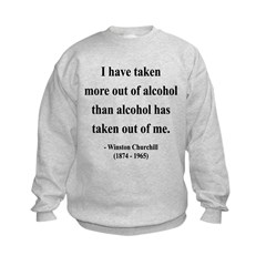 Winston Churchill 14 Sweatshirt