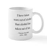 Winston Churchill 14 Mug