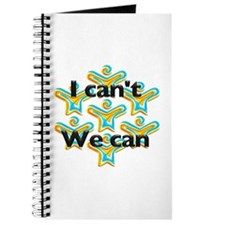 I can't we can Journal
