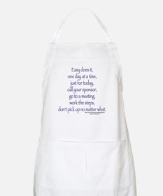 Easy does it! BBQ Apron