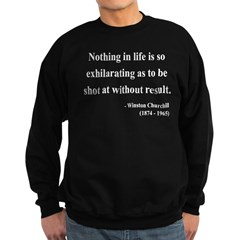 Winston Churchill 16 Sweatshirt (dark)