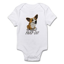 Corgi FRAP Infant Bodysuit