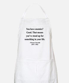 Winston Churchill 17 BBQ Apron