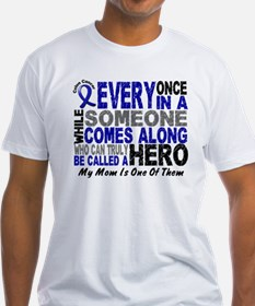 HERO Comes Along 1 Mom CC Shirt