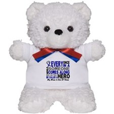 HERO Comes Along 1 Mom CC Teddy Bear