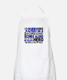 HERO Comes Along 1 Mom CC BBQ Apron
