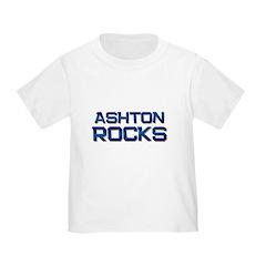 ashton rocks T