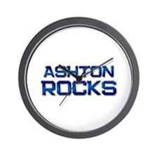 ashton rocks Wall Clock