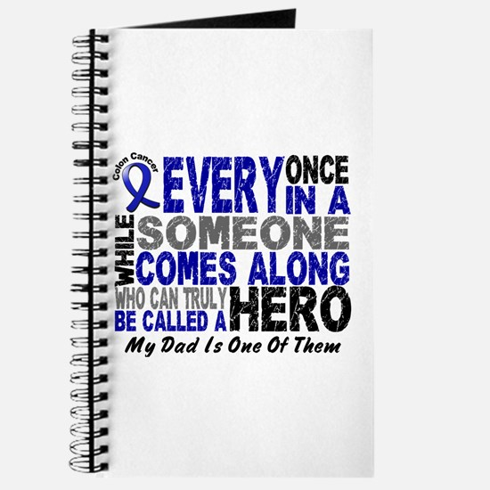 HERO Comes Along 1 Dad CC Journal