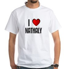 I LOVE NATHALY Shirt