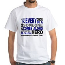 HERO Comes Along 1 Mommy CC Shirt