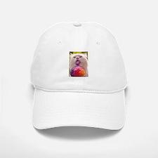 Colorful Kitty Baseball Baseball Cap