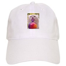 Colorful Kitty Baseball Cap