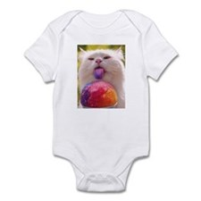 Colorful Kitty Infant Bodysuit