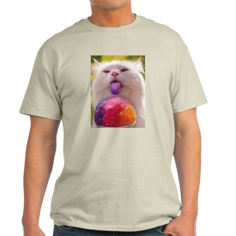 Colorful Kitty Light T-Shirt