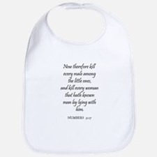 NUMBERS  31:17 Bib