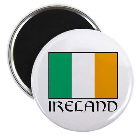 """Ireland Flag"" Magnet"
