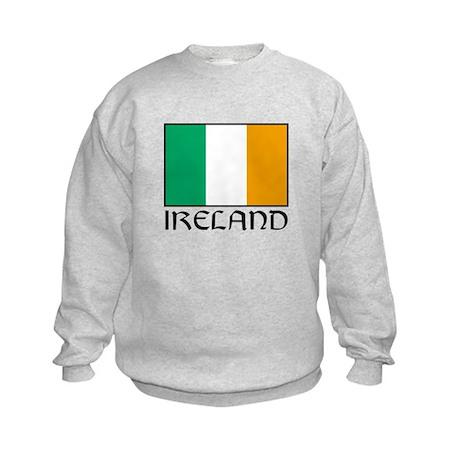 """Ireland Flag"" Kids Sweatshirt"