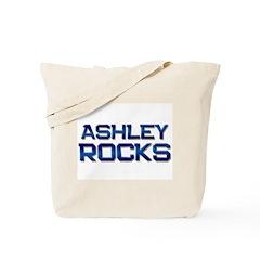 ashley rocks Tote Bag