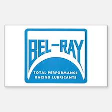 Retro Bel-Ray Sticker 1