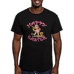 Cute Kewpie Style Art Easter Men's Fitted T-Shirt