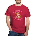 Cute Kewpie Style Art Easter Dark T-Shirt