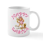 Cute Kewpie Style Art Easter Mug