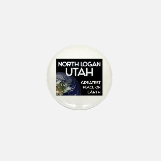north logan utah - greatest place on earth Mini Bu