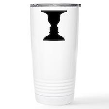 Rubin vase Travel Mug
