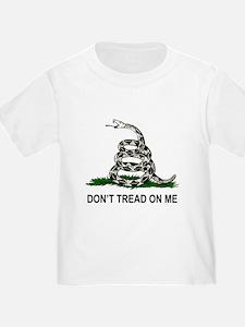 gadsden tee bw T-Shirt