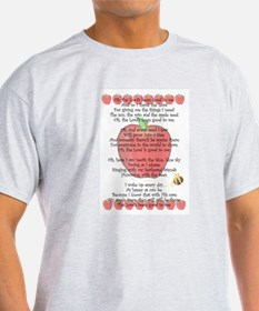 Johnny Appleseed Grace T-Shirt