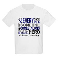 HERO Comes Along 1 Grandma CC T-Shirt