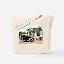 Funny Model a Tote Bag