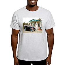 Unique Model a T-Shirt