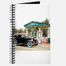 Funny Old car Journal