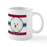 West Highland United Paws Mug