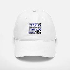 HERO Comes Along 1 Grandmother CC Baseball Baseball Cap