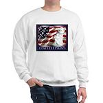 Westie Patriotic Flag Sweatshirt