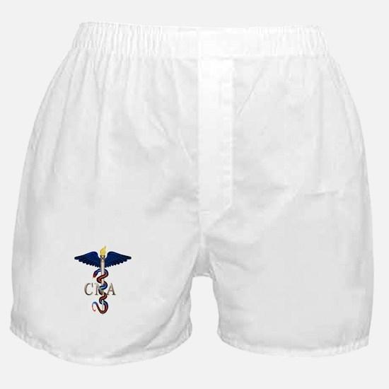 CNA Caduceus Boxer Shorts