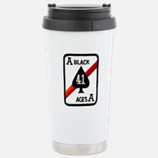 VF 41 / VFA 41 Black Aces Travel Mug