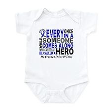 HERO Comes Along 1 Grandpa CC Infant Bodysuit