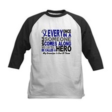 HERO Comes Along 1 Grandpa CC Tee