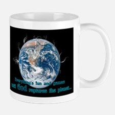 Unique End world Mug